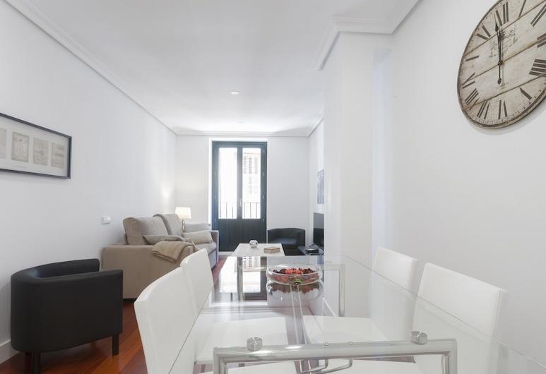 Apartamento Plaza España III, Madryt, Apartament, 1 sypialnia, Salon
