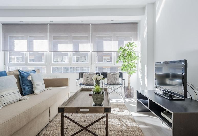 Apartamento Puerta de Toledo IV, Madrid, Lägenhet - 3 sovrum, Vardagsrum