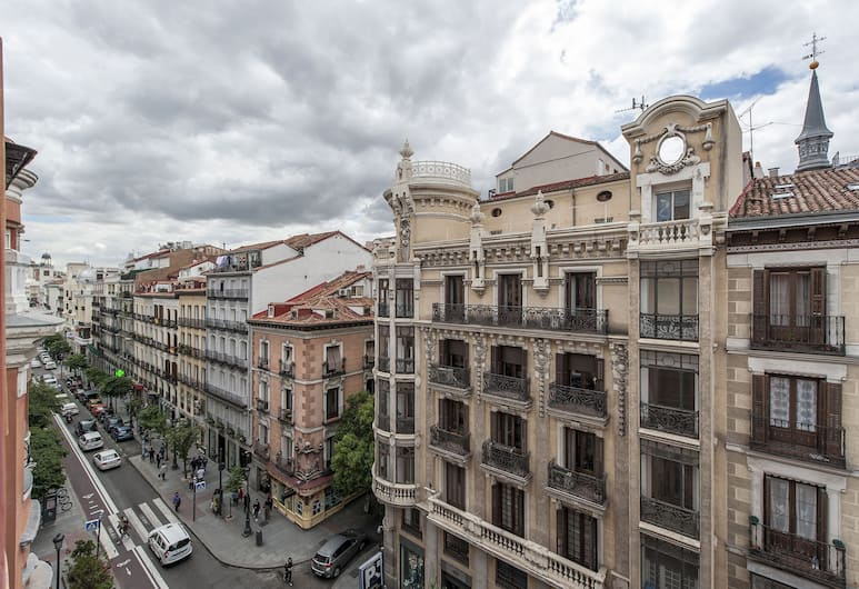 Alterhome Apartamento Puerta del Sol V, Madrid, Ausblick von der Unterkunft