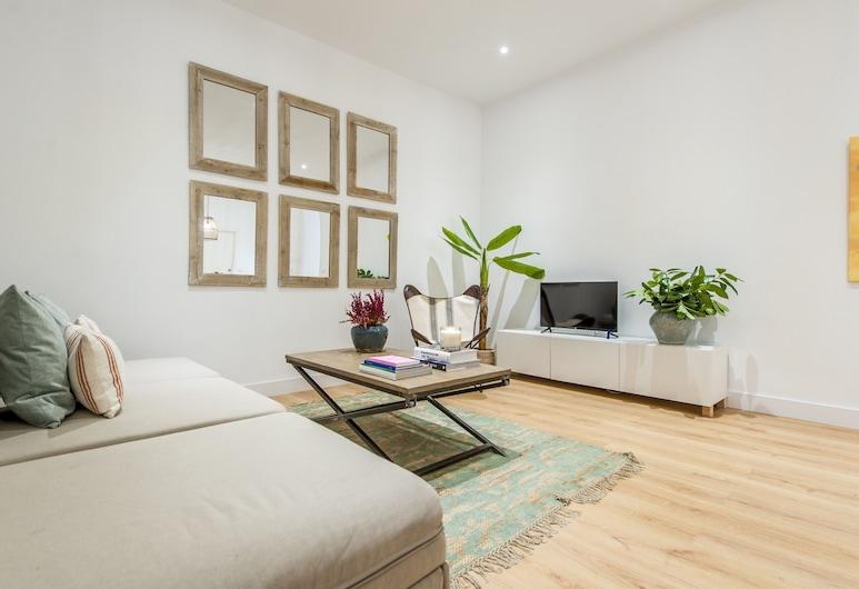 Apartamento Puerta del Sol VI, Madrid, Apartment, 2Schlafzimmer, Wohnzimmer
