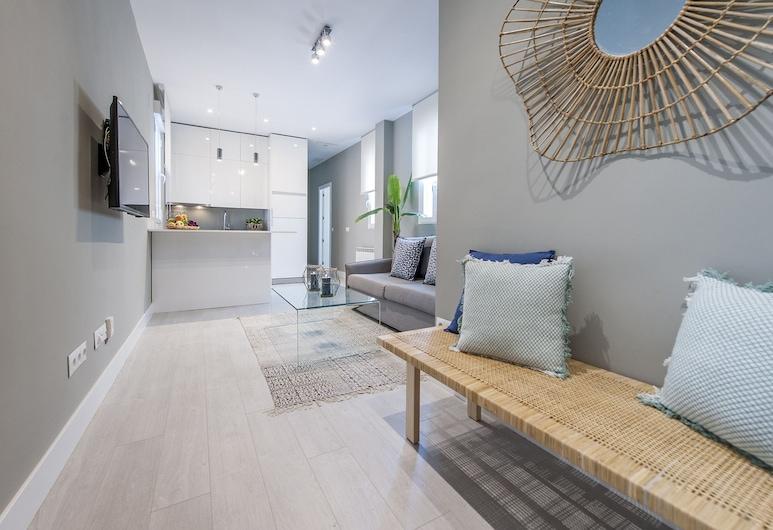 Apartamento Retiro III, Madryt, Apartament, Powierzchnia mieszkalna