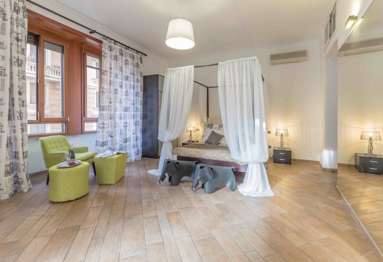 Tridente Rooms, Rome, Tweepersoonskamer, Kamer