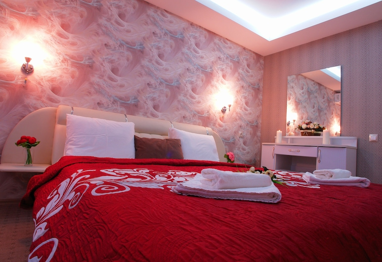 Apart-Hotel Moscow City Center, Moscow, Luxury Apartment, 1 King Bed (Marksistskaya Street, bldg 1, apt 176), Room