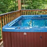 Kabin, 5 kamar tidur - Bathtub Spa Luar Ruangan