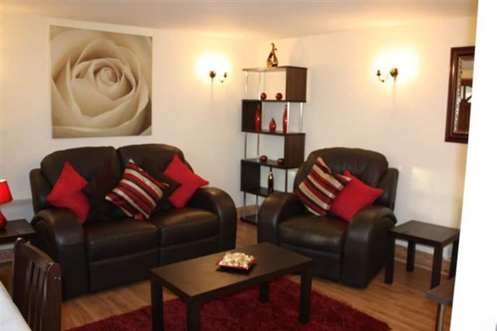 Apartment, 1 Schlafzimmer (Lower Apartment) - Wohnbereich
