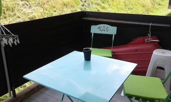 Picture of Studio in Allevard, With Wonderful Mountain View, Furnished Balcony and Wifi in Allevard