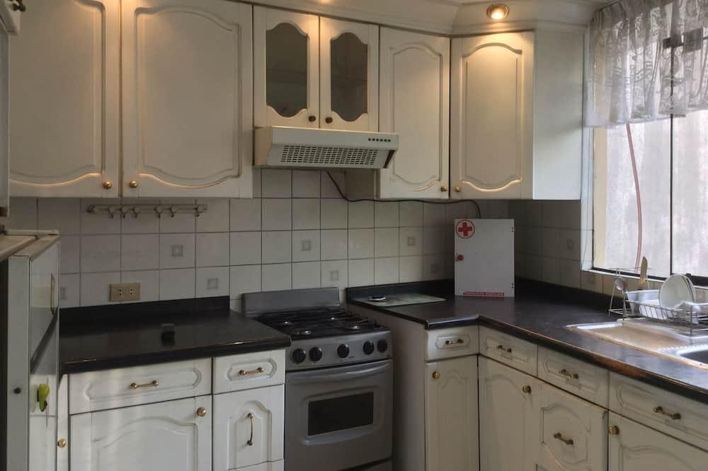 Habitación con 2 camas individuales, 2 camas individuales, baño privado - Cocina compartida