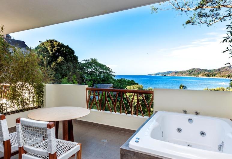 Ysuri Sayulita - Beachfront Hotel, Sayulita, Junior-Suite, Nichtraucher, Privater Whirlpool