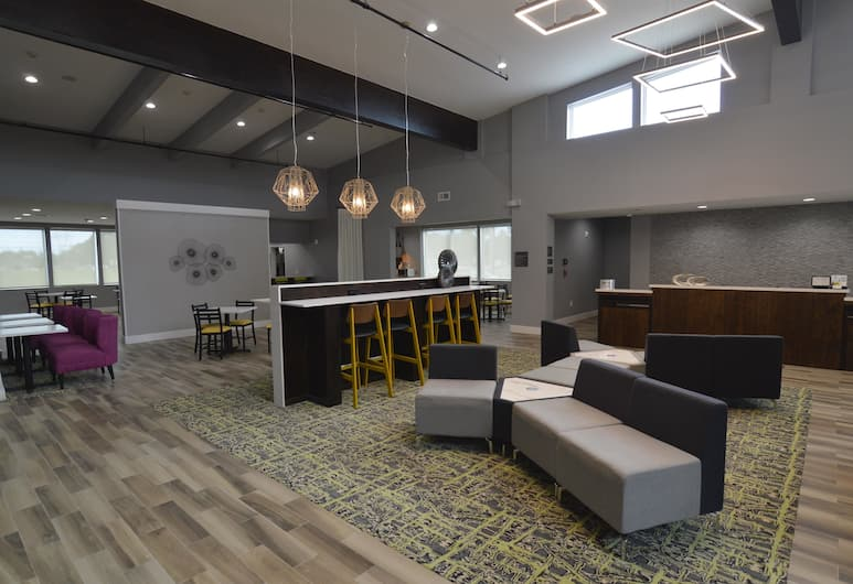 Best Western Plus Executive Residency Ascension Hotel, Gonzales, Hotellounge