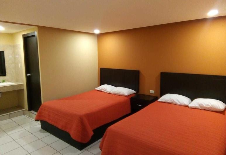 Hotel Maria Jose, Ciudad Victoria, Standartinio tipo dvivietis kambarys, Nerūkantiesiems, Svečių kambarys