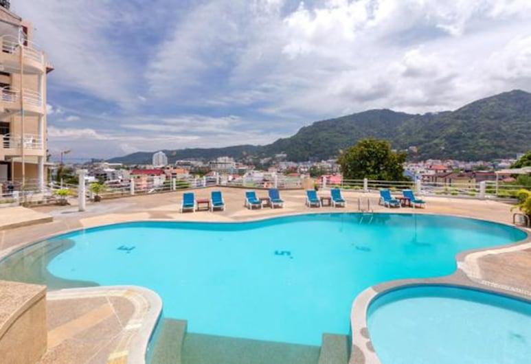 Patong 7Days Premium Hotel Phuket, Patong, Outdoor Pool