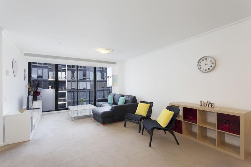 Family Διαμέρισμα, 2 Υπνοδωμάτια, 2 Μπάνια, Θέα στην Πόλη - Περιοχή καθιστικού