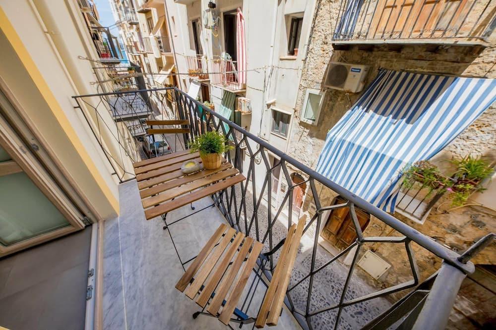 Exclusieve suite - Balkon