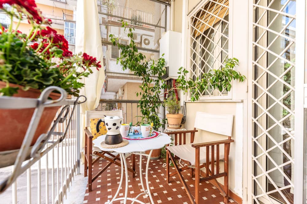 Lägenhet - 3 sovrum - Balkong