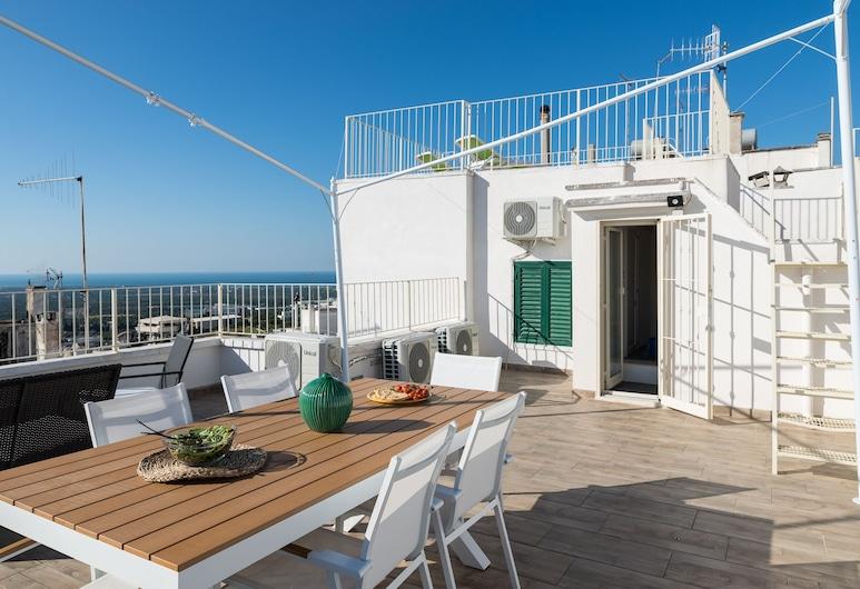 Isabella Apartments by Wonderful Italy, Ostuni, Appartamento, 3 camere da letto (Via Gennaro Maresca  40), Terrazza/Patio