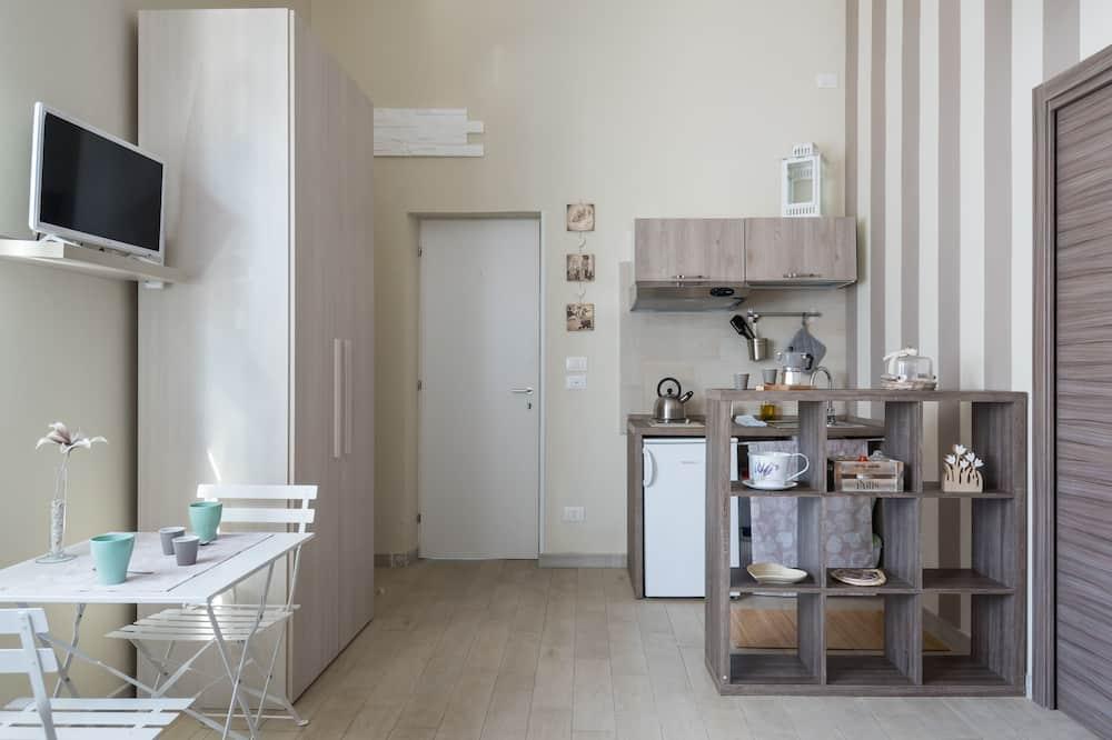 公寓, 1 間臥室 (Margherita) - 客廳