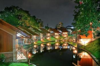 Foto van Ahadiat Hotel & Bungalow in Bandung