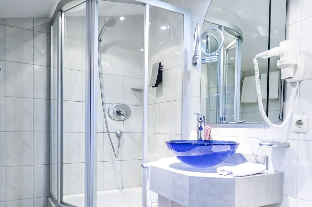 Jednokrevetna soba - Kupaonica