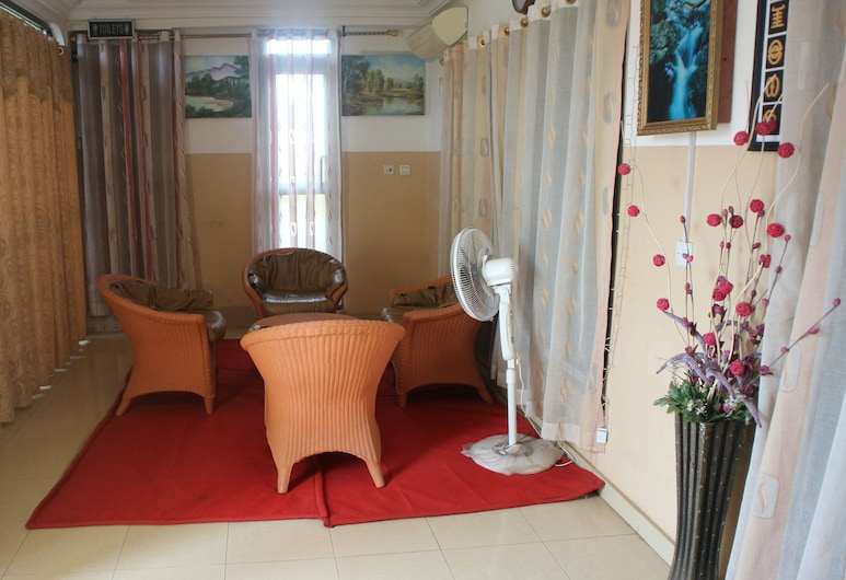 DeeGold Guest Home, Accra, Lobby Lounge