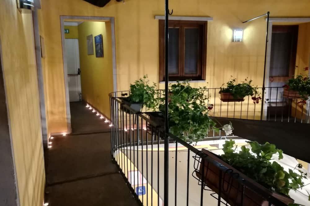 Habitación clásica con 1 cama doble o 2 individuales, para no fumadores - Balcón