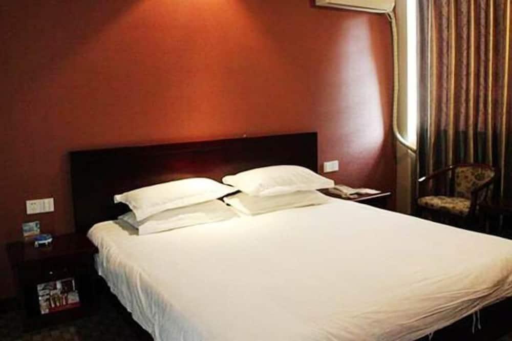 חדר קומפורט זוגי, מיטת קווין, ללא עישון - סלון