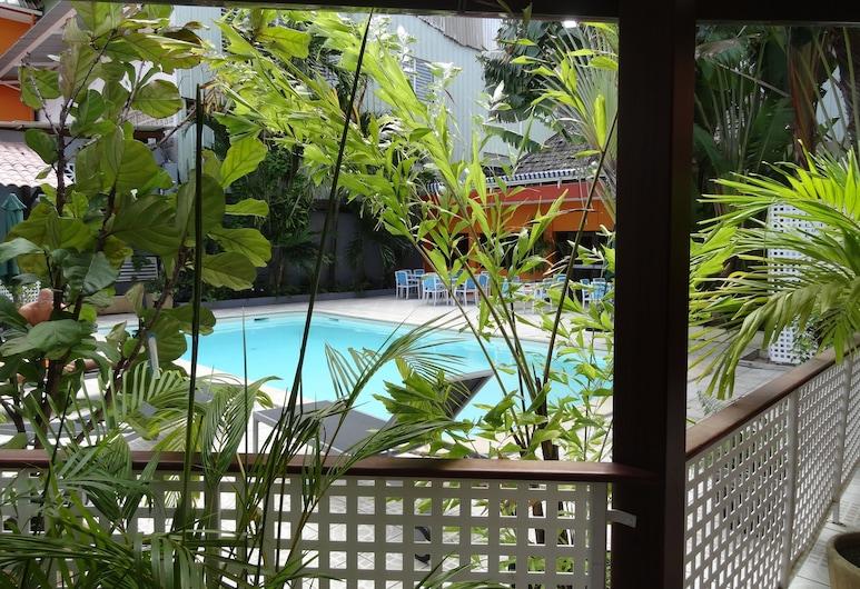 Hotel Amazonia Cayenne, Cayenne, Outdoor Pool