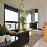 דירת יוקרה, מספר מיטות, ללא עישון, נוף לעיר - אזור מגורים