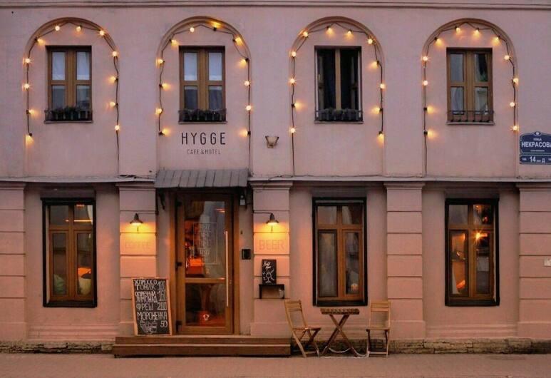 Hygge Cafe & Hotel, San Pietroburgo, Esterni