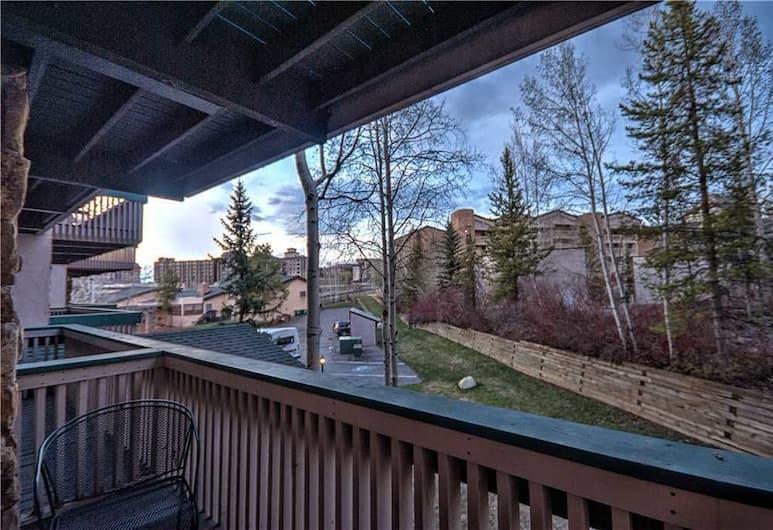 Ptarmigan House 28, Steamboat Springs, Balkon