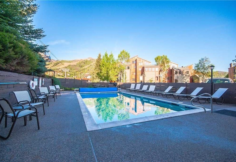The West 3237, Steamboat Springs, Außenpool