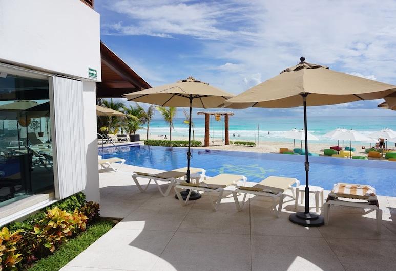 海洋之夢 1 房公寓式客房飯店, 坎昆