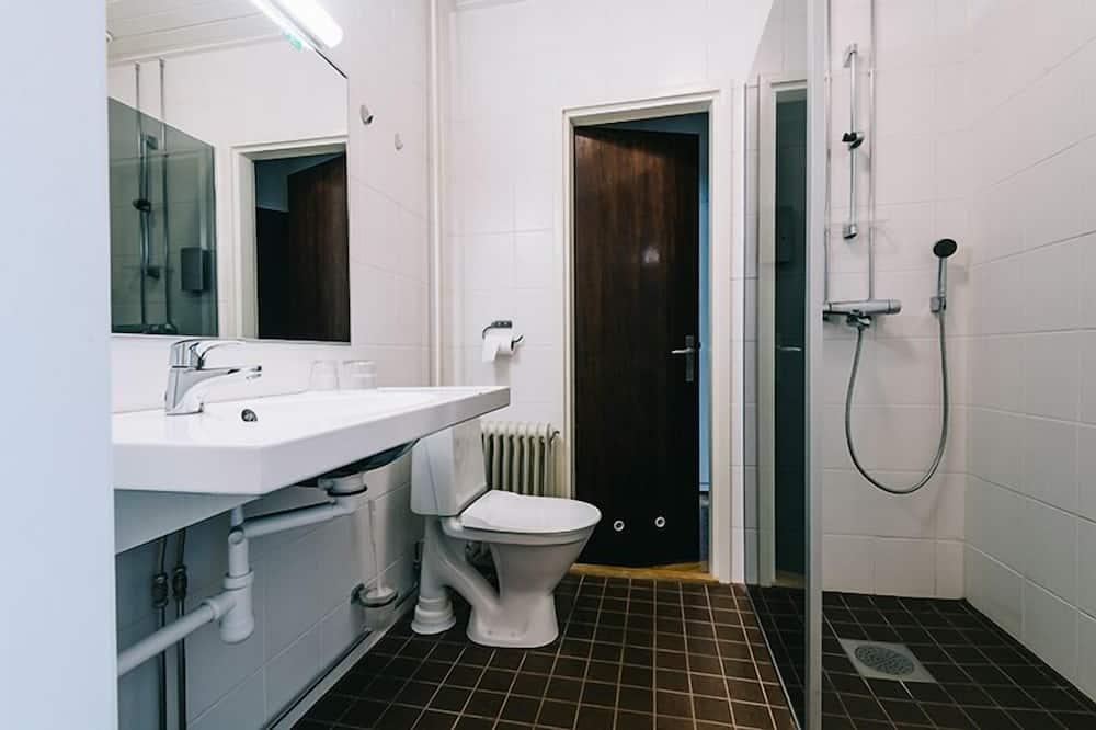 Economy - kahden hengen huone, 2 yhden hengen sänkyä, Tupakointi kielletty - Kylpyhuone
