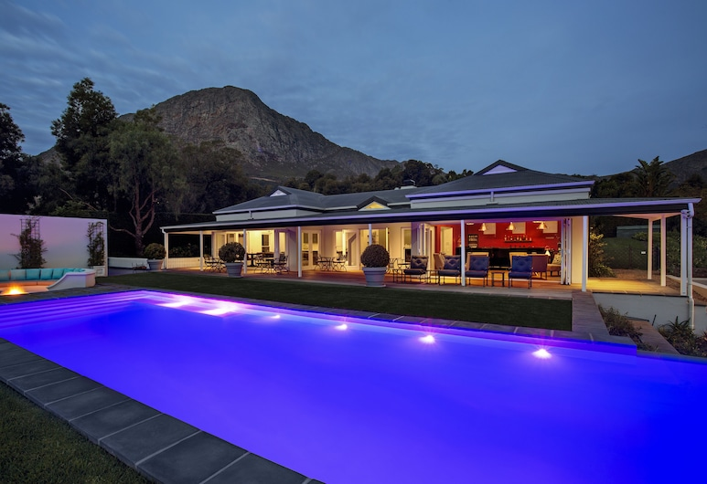 La Providence Guest House & Wine Farm, Franschhoek, Outdoor Pool