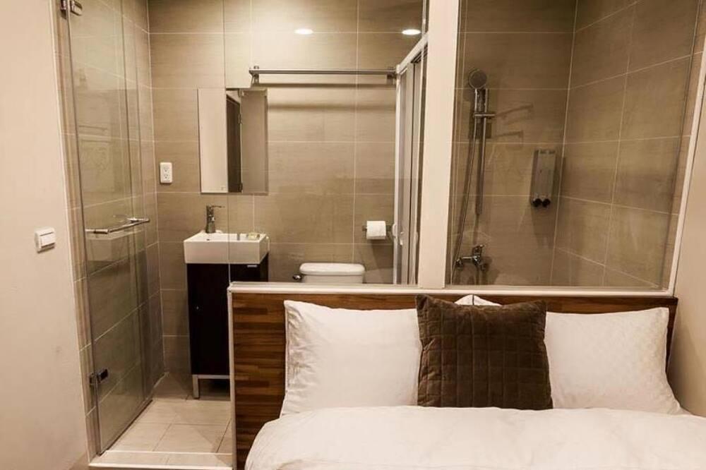 Standard Double Room, No Windows - Bilik mandi
