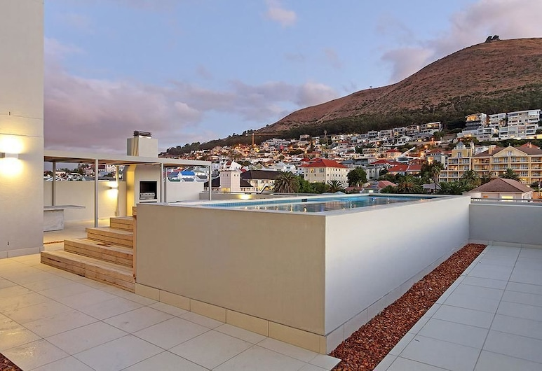 Odyssey 203, Cape Town, Rooftop Pool