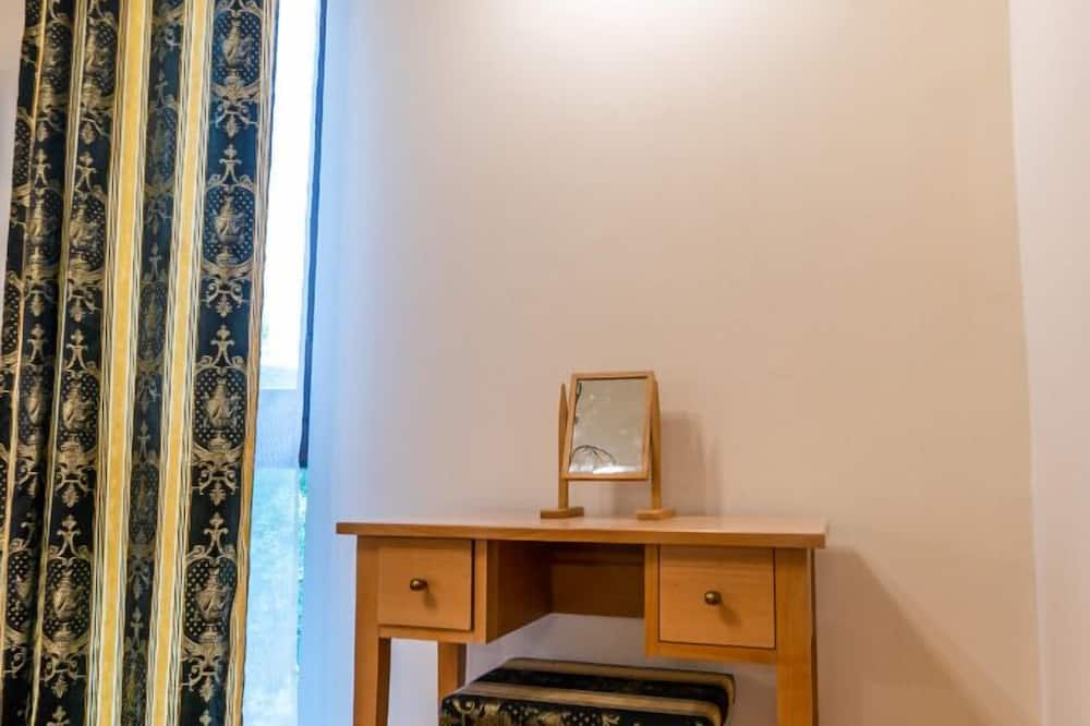 Apartmán typu Deluxe, 1 extra veľké dvojlôžko s rozkladacou sedačkou, nefajčiarska izba - Obývacie priestory