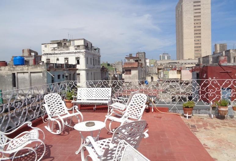 Casa Botello, Havanna, Rõdu