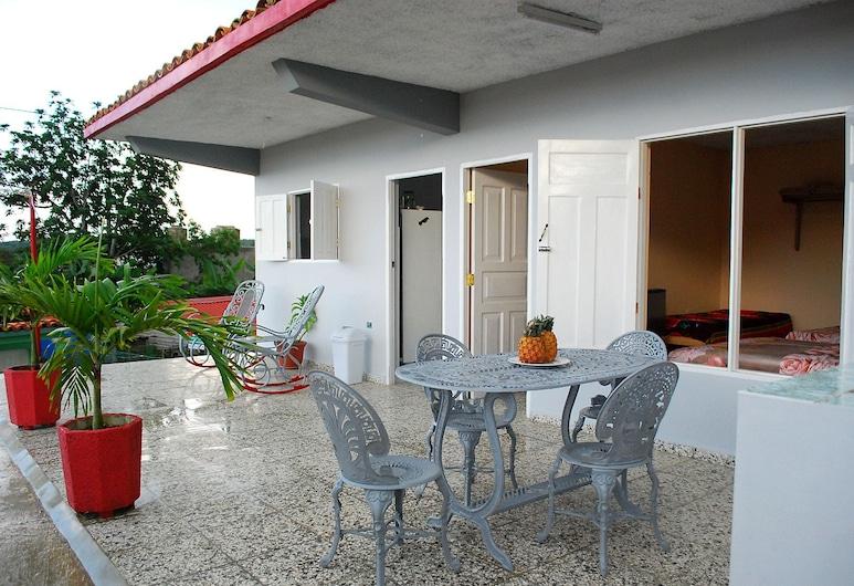 Casa Carmen & Daniel, Vinales, מרפסת/פטיו