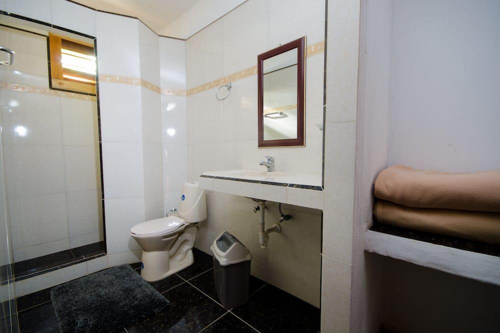 주니어 더블룸 또는 트윈룸 - 욕실