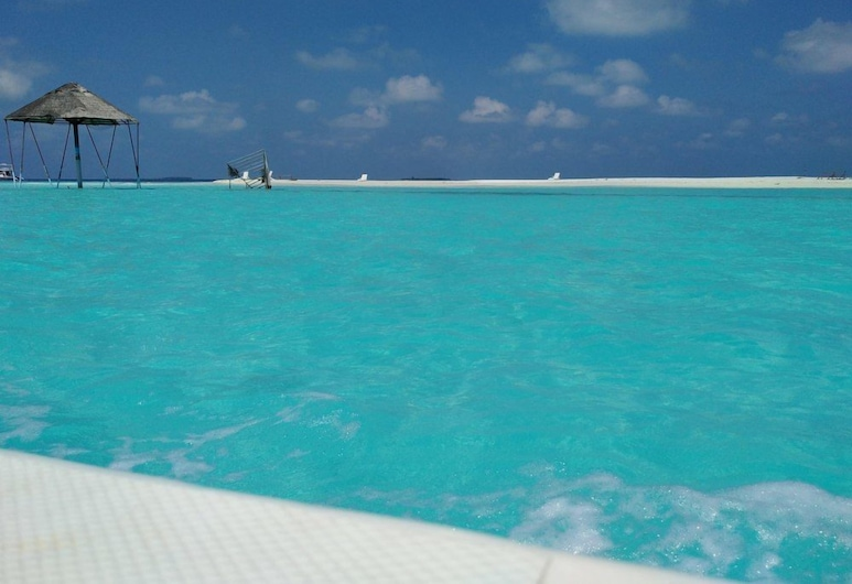 馬爾代夫潛水洛比酒店, Mahibadhoo, 從住宿看到的景觀