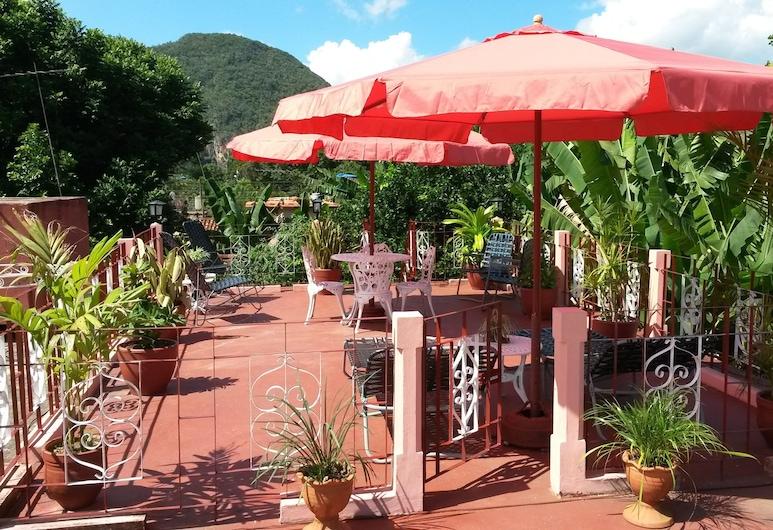 Casa Yolanda y Tomas, Vinales, מרפסת/פטיו