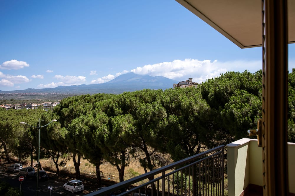 Obiteljska četverokrevetna soba (Green Orchid) - Pogled na planinu