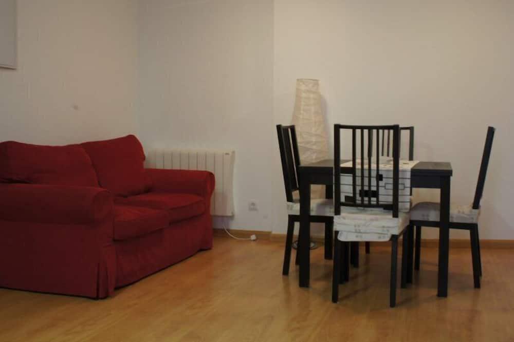 公寓, 1 間臥室, 陽台 (Urmo) - 客廳
