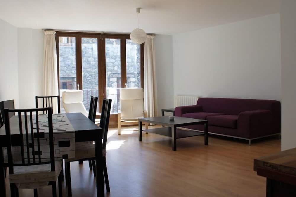 公寓, 2 間臥室, 陽台 (Freixe) - 客廳