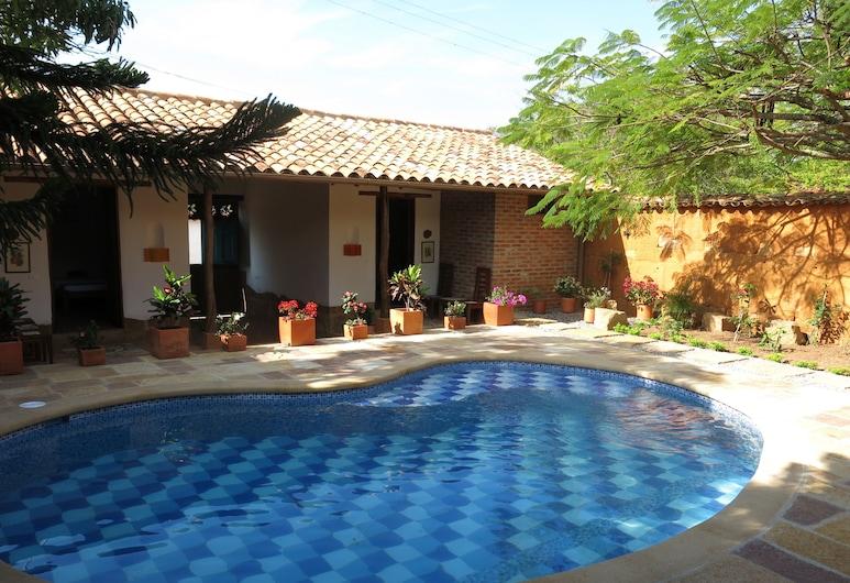 Casa Canela, Barichara, Outdoor Pool