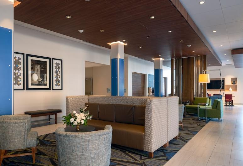 Holiday Inn Express & Suites Tulsa Downtown, Tulsa, Lobby