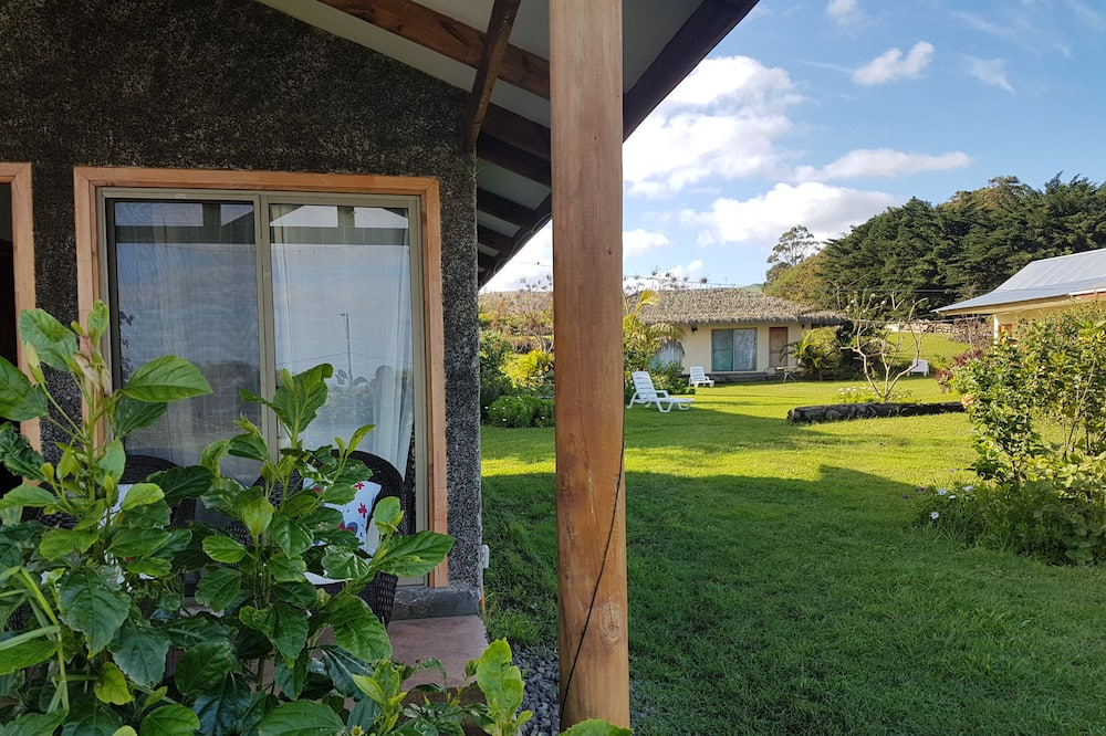 Cabane Familiale, 2 chambres - Terrasse/Patio