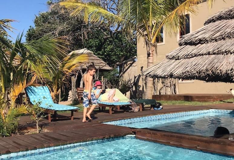 Visgraat Luxury Self Catering Unit, uMhlabuyalingana, Vonkajší bazén
