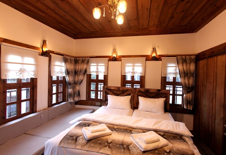 Gül Dali Butik Otel, ספרנבולו, חדר אורחים