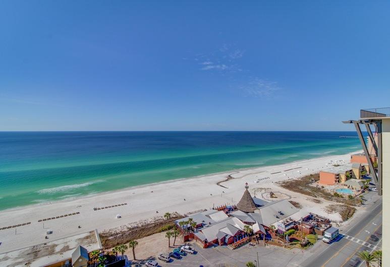 Fontainebleau Terrace, Panama City Beach, Appartamento, 1 camera da letto, idromassaggio, vista città (Origin at Seahaven 817), Spiaggia
